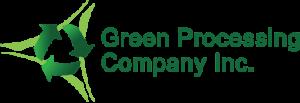 green processing company logo