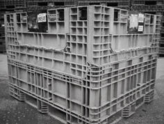 Container Recycling - Collapsible-Container