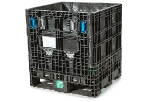 Used Plastic Container-30x32x34