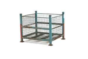 used Metal Container 40 x 34.5 x 32