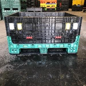 40x48x25 bulk plastic container