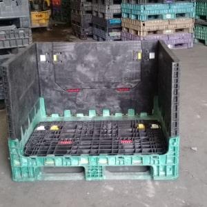 40x48x34 bulk plastic container