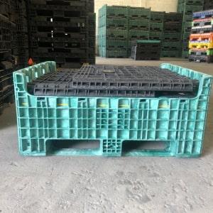 40x48x50 bulk plastic container