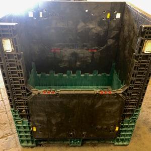 40x48x50 plastic container