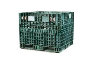 used Plastic Bin 45 x 48 x 39 Short Door