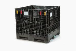 used Plastic Bin 45 x 48 x 42