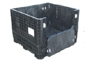 45x48x34 HDPE Bulk Solid Container