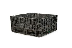 used Plastic Bin 48 x 57 x 25