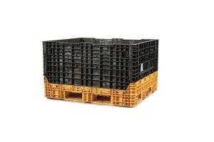 used Plastic Bin 48 x 57 x 34