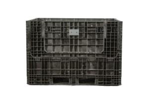 used Plastic Bin 48 x 64 x 34