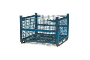 used Metal Container-54x44x48