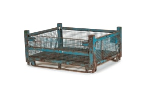 used Metal Container-54x44x25
