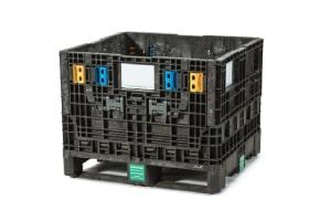 New Plastic Container-32x30x25