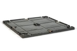 used Plastic Pallet SP4548 With No Seatbelts