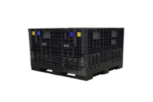 Used Plastic Container-45x48x44
