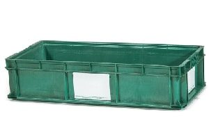 Used Plastic Tote-32x15x7