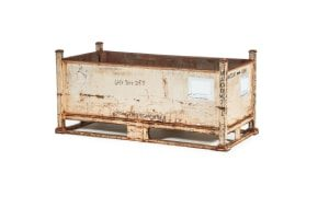 used Metal Container-64x30x29.5