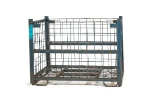used Metal Container-67x54x49