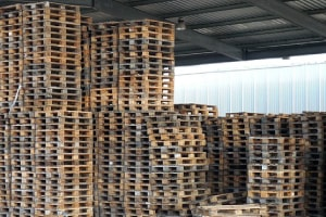 Wooden Pallets - Pallets For Sale - Green Processing Company