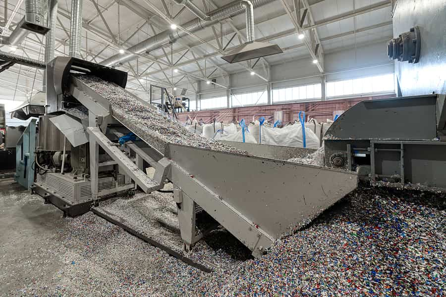 Plastic Scrap Recycling is a Low-Cost Solution to Creating Less Waste