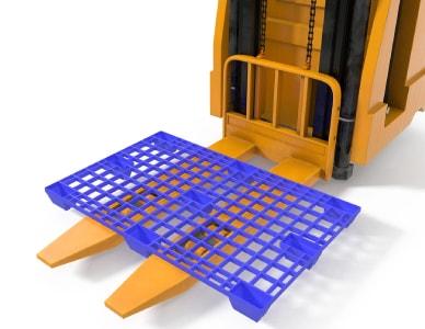 Advantages of Plastic Pallets