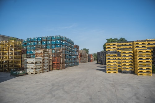 Metal Containers For Sale