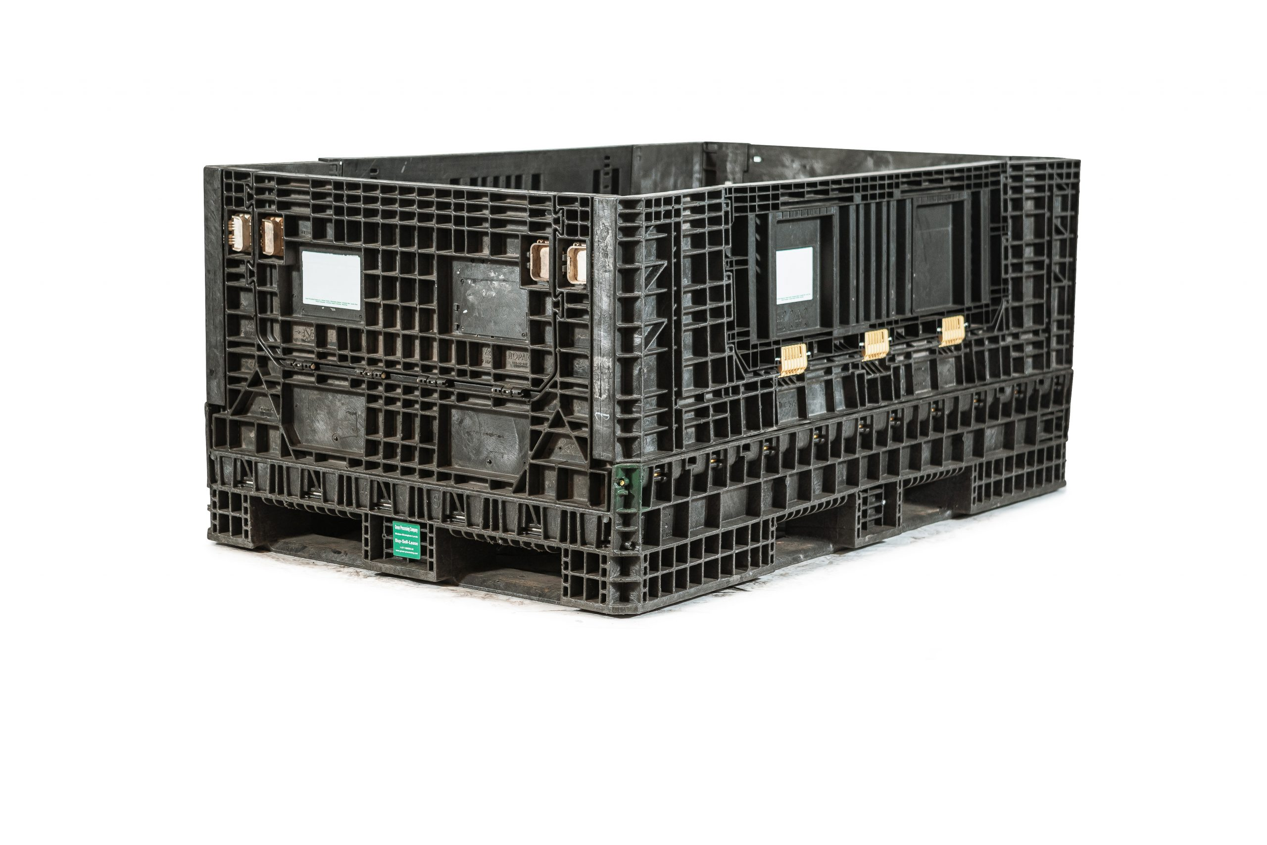 Metal container -Stackable 382 Containers