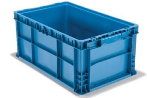 New Plastic Totes
