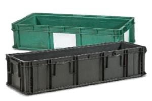 Used Plastic Totes