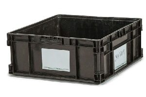 metal containers- 32x22x20