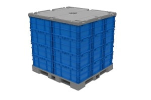 Plastic Pallets and Plastic Trays