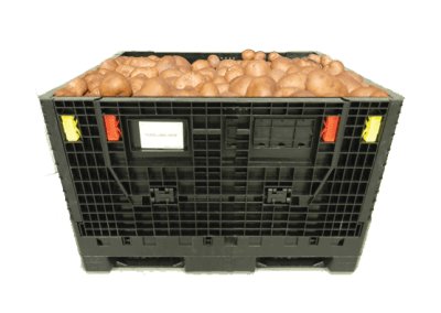 potatoes container
