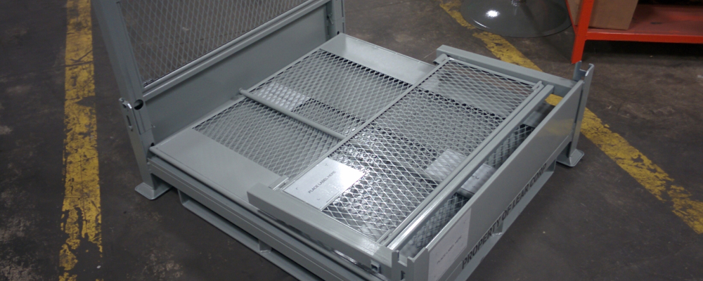 custom metal containers