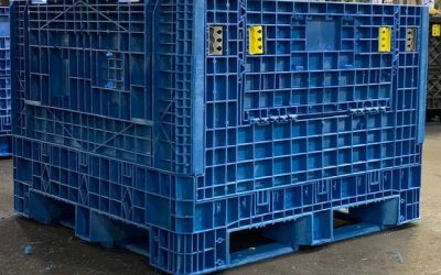 45 x 48 x 34 Collapsible Bulk Container