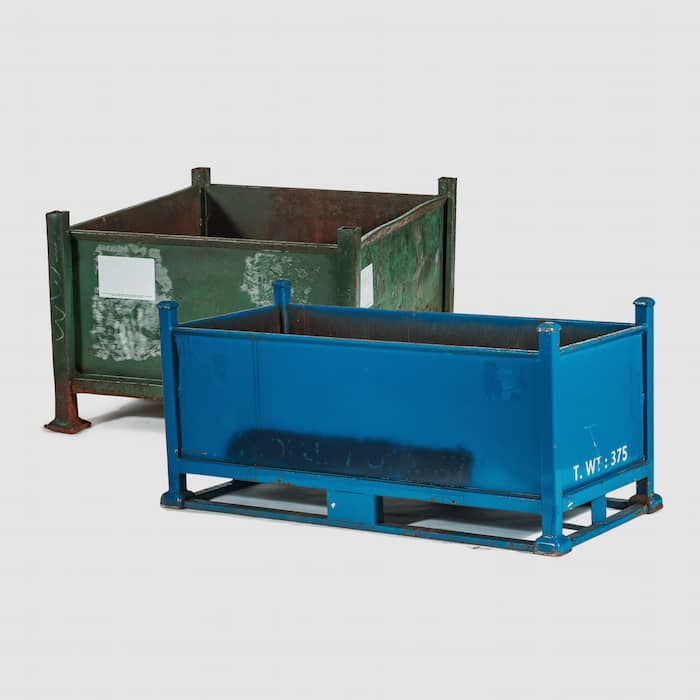 Metal Container Leasing