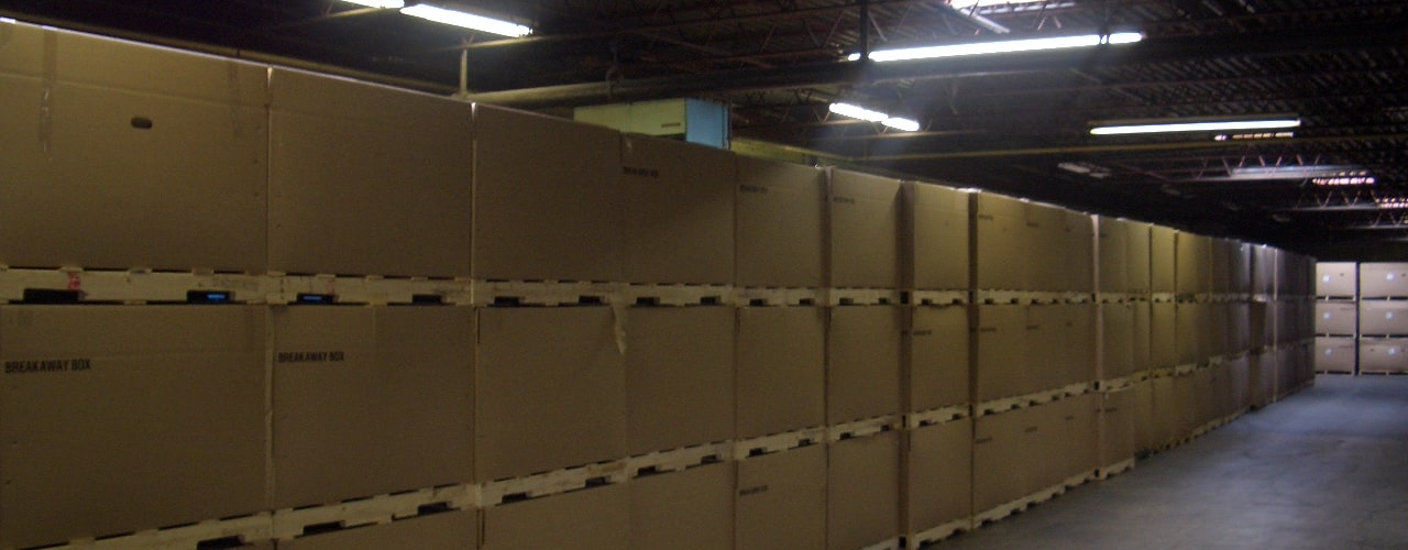 Container Warehousing