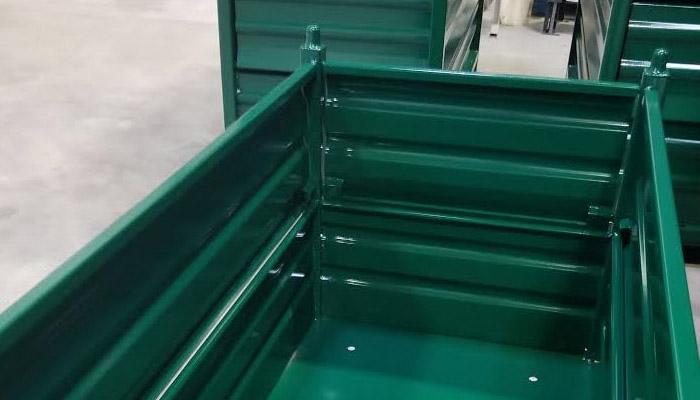 Custom Metal Container